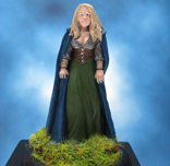 Painted Darksword Miniatures Female Mage