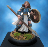 Painted Dragonblood Miniatures Kylien