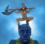 Fenryll Miniatures Amazon Warrior