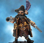 Freebooter Blackbeard