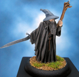 Painted Games Workshop Lord of the Rings Gandalf