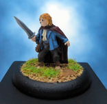 Painted Games Workshop LOTR Pippin