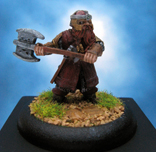 Painted Games Workshop Lord of the Rings Gimli