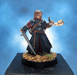 Painted Games Workshop LOTR Miniature Boromir