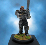 Painted Ironwind Metals Miniature Male Giant