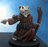 Painted Mice and Mystic Miniature Maginos