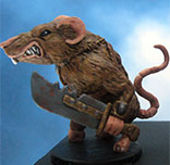 Painted Mice and Mystic Miniature Rat Minion