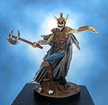 Painted Paizo Miniature Lich Sovereign