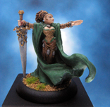 Painted Privateer Press Miniatures Morvahna Autumnblade