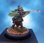 Painted Privateer Press Miniature Pyg Warrior