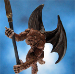 Painted Ral Partha Miniatures Crucible Greater Winged Monkey