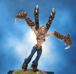 Painted Ral Partha crucible Miniature The Transformed