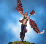 Painted Ral Partha Miniature Crucible The Transformed