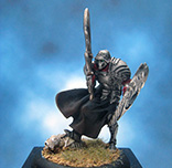Painted Rackham Confrontation Miniature Sentinel of Danakil