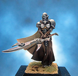 Painted Rackham Confrontation Miniature Sethin Warrior of Dawn