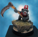 Painted Reaper Miniatures Crazed Monkey