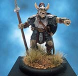 Painted Reaper Miniatures Skarr Orc Warlord