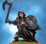 Painted Reaper Miniature Wight of the Westbarrow