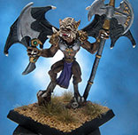 Painted Reaper Miniature Crypt Bat Lord