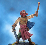 Painted Reaper Miniature Tuomas the Seeker