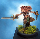 Painted Reaper Miniature Serris Female Fighter Thief