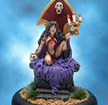 Painted Reaper Miniature Siobhana of Weissburg