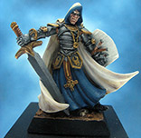 Painted Reaper Miniature Sir Conlan Templar