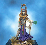Painted Reaper Miniature Mummy Consort