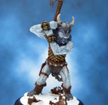 Painted Grenadier Miniature Frost Giant