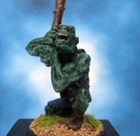 Painted Classic Miniature Ral Partha Troll