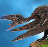 Painted Classic Miniature Asgard Flying Lizard