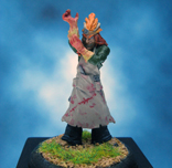 Painted Wyrd Miniature Morgue Master