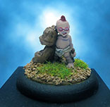 Painted Wyrd Miniatures Baby Kade