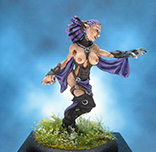 Painted Zenit Miniature Thetis