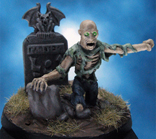 painted miniatures by Reaper